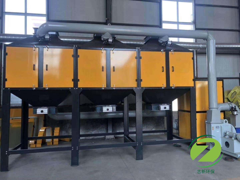 VOC催化燃烧废气治理设备