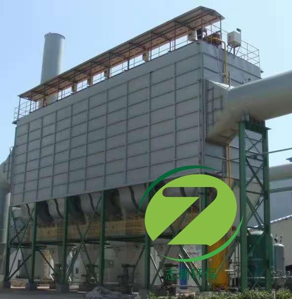 焦化厂地面站布袋除尘器