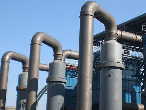 CCJ/A多管冲激式除尘器