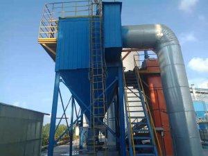 生物质锅炉除尘器结构