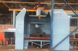 2吨电炉除尘器