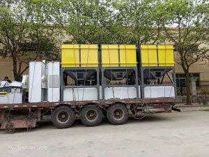 废气处理设备-催化燃烧