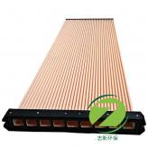 轧钢厂塑烧板除尘器(烧结板除尘设备)