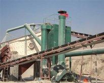 铁选厂除尘器
